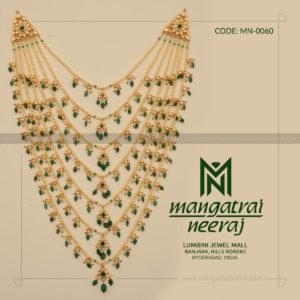 Bridal Jewellery Collection in Hyderabad