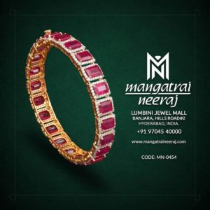 Ruby Jewellery Collection by MangatraiNeeraj