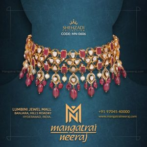 Wedding Jewellery by MangatraiNeeraj