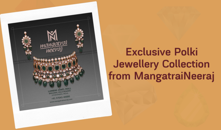 Exclusive Polki Jewellery Collection from MangatraiNeeraj