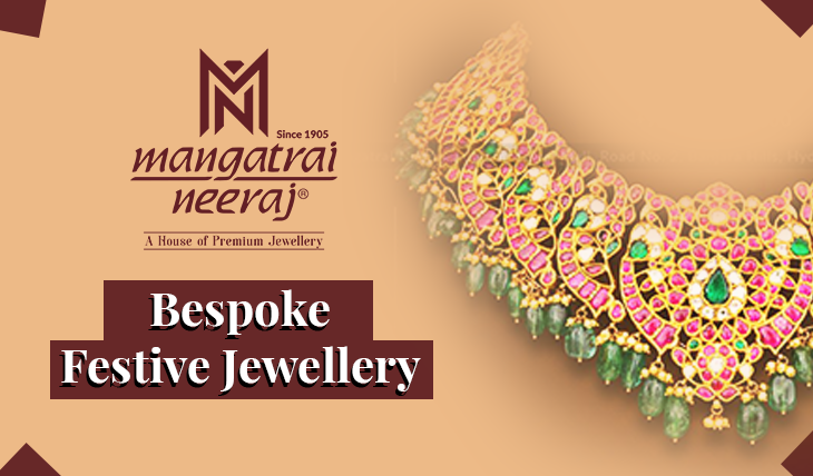 festive jewellery collection