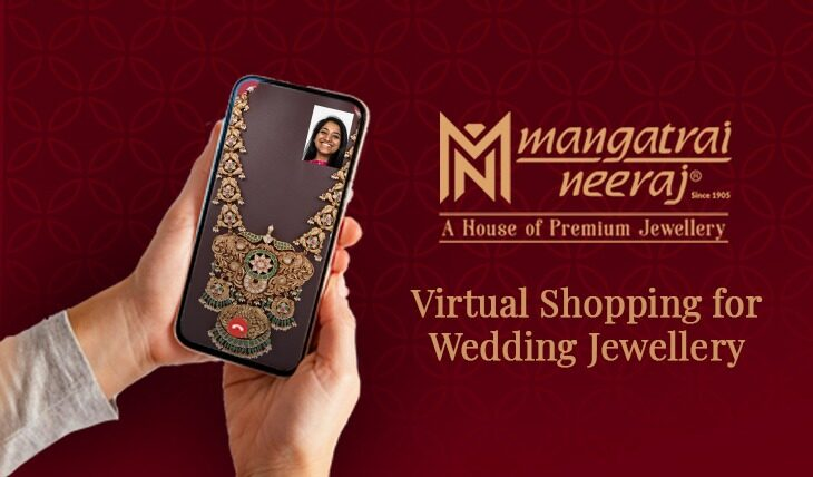 Virtual Shopping for Wedding Jewellery